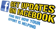Get campaign updates on Facebook